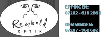 Rembold Optik Logo